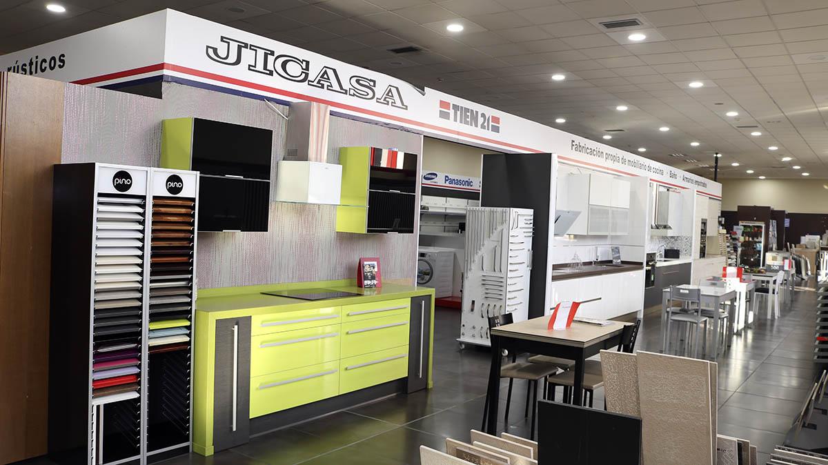 Equipamiento De Cocinas Jicasa # Muebles De Bano Jicasa