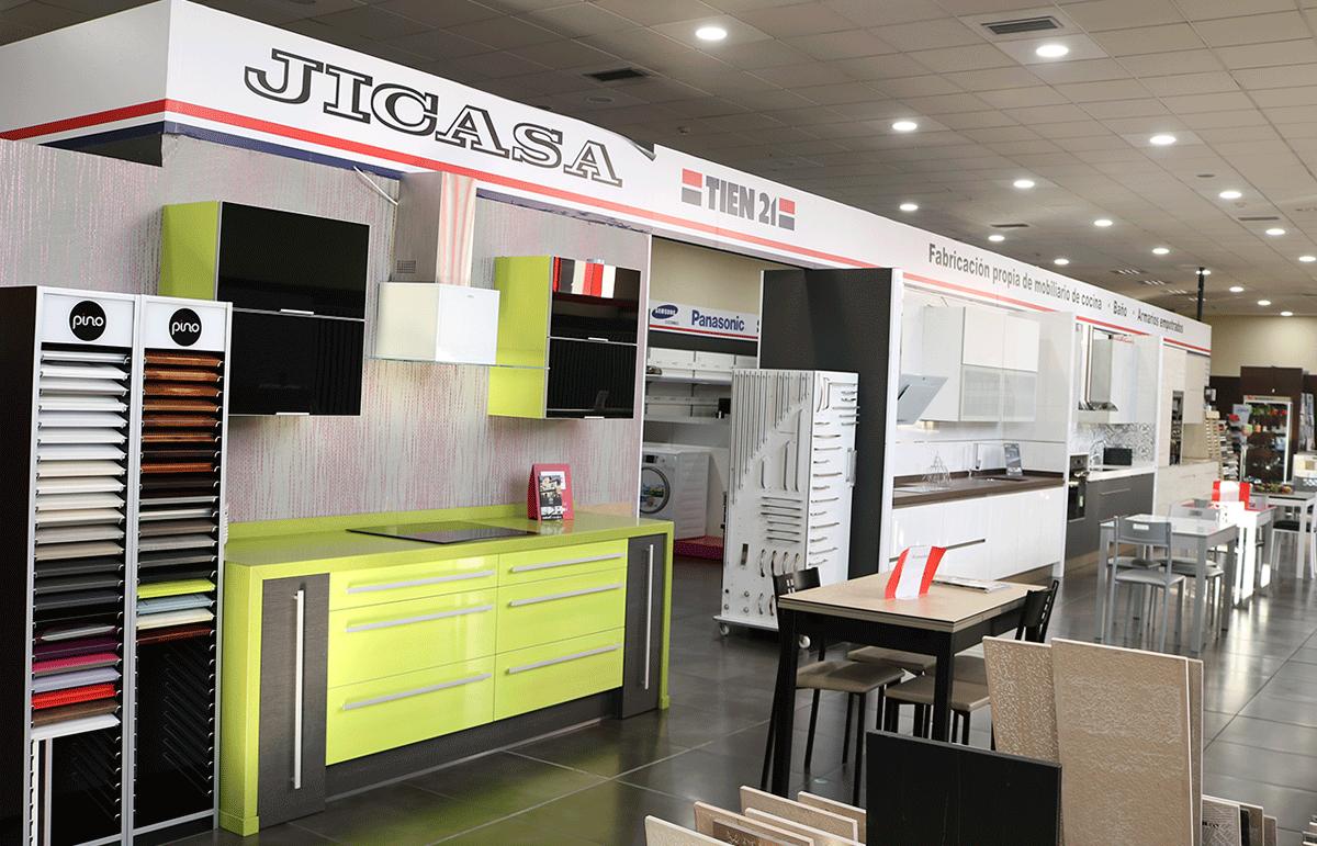 Jicasa expertos en materiales de construcci n bilbao y barakaldo - Cocinas bilbao ...