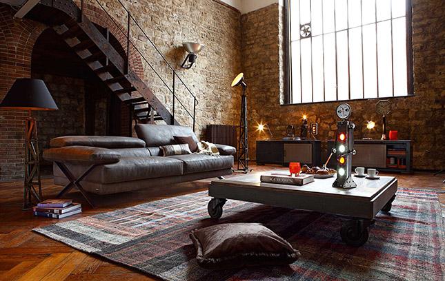 Blog_Reparalia_Reparación_hogar_Decoración_Tendencias_Estilos_decoración_populares_industrial